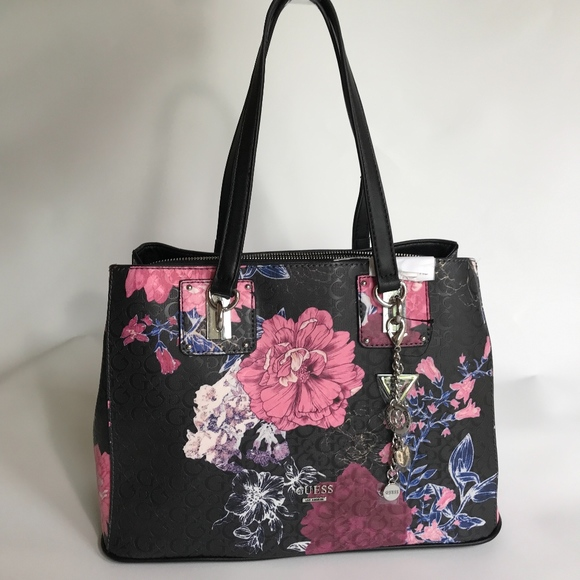 a87e611ed Guess Bags | New Purse Williamson Women Bag Handbag Black | Poshmark